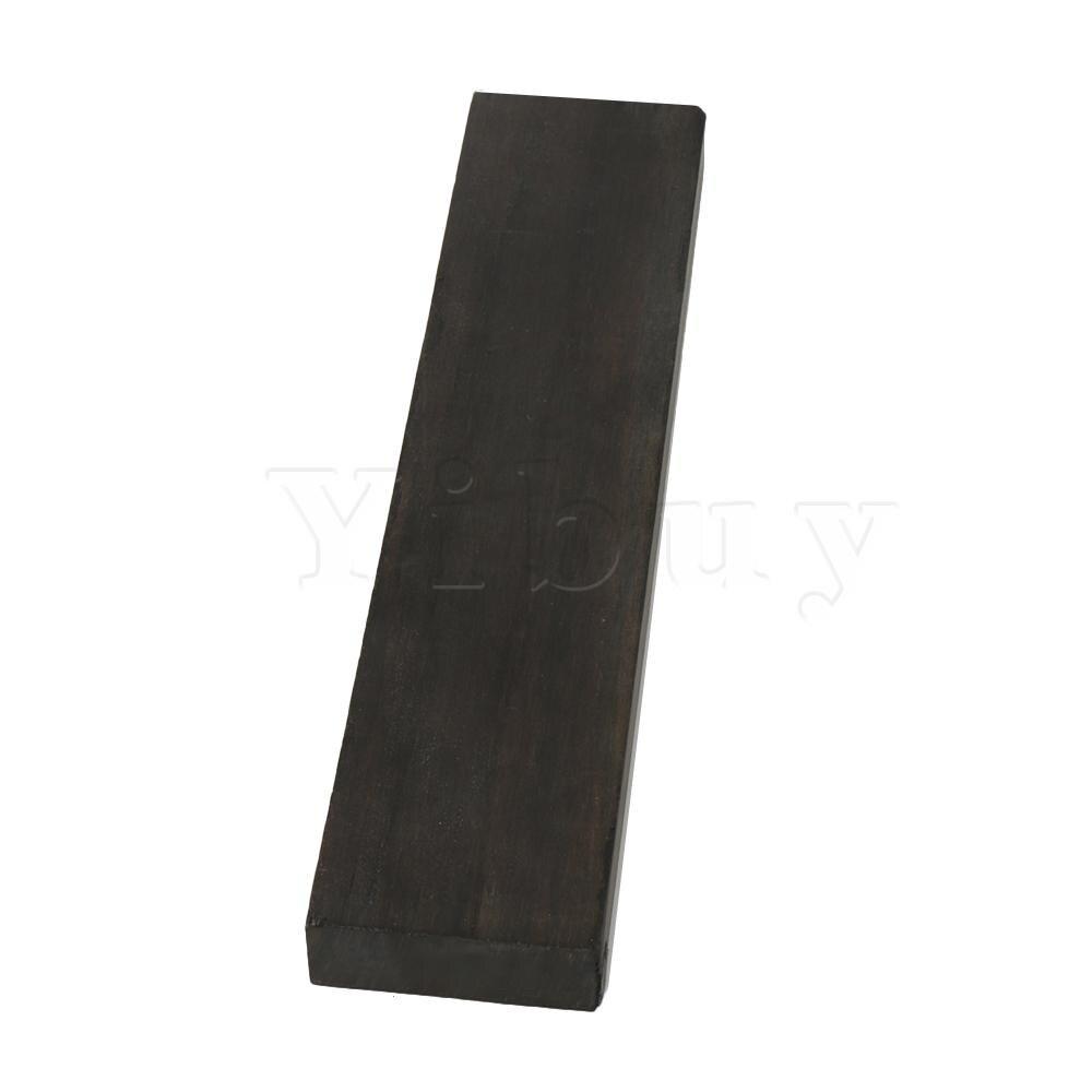 Yicomprar 21,5x4,7x1,6 Cm Piano Negro Teclado Madera Material Instrumento De Música Hacer Herramienta De Accesorios Diy Los Productos Se Venden Sin Limitaciones