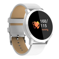 New Q8 Color Screen Bluetooth Smart Watch Smart Bracelet For Steps Counting Motion Sleep Heart Rate
