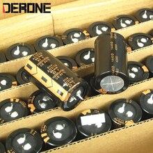 2 peça elna para capacitor de áudio 10000uf 63 v para amplificador potência dac cd pré amplificador frete grátis