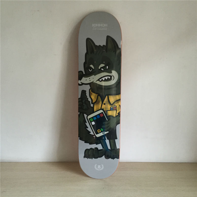 UNION skateboarding deck  (14)