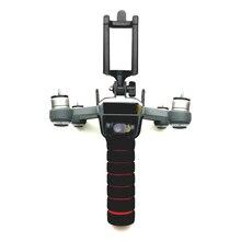 Spark Accessories Handheld PTZ Reformation Kit Portable Mobile Phone Gimbal Stabilizer for DJI SPARK Drone Monopod Selfie Stick