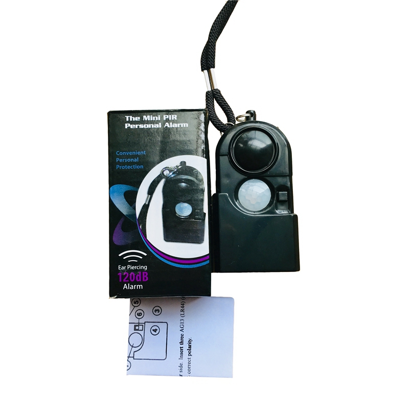 Travel Infrared sensor alarm 6