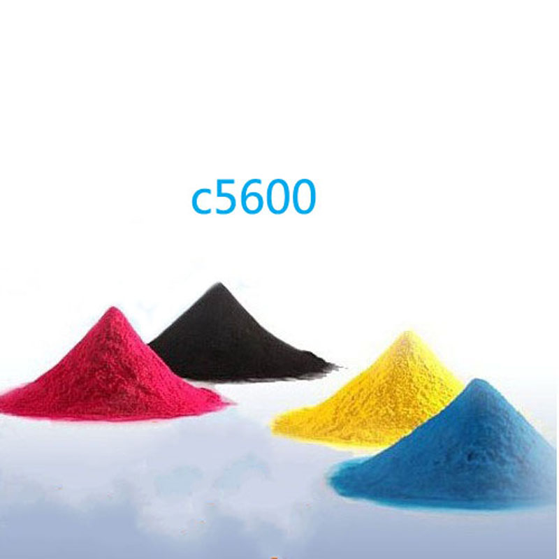 1KG toner powder for OKI C5600 5800 5550 color laser printer powder manufacturer chip for oki c911 in 24k laser printer