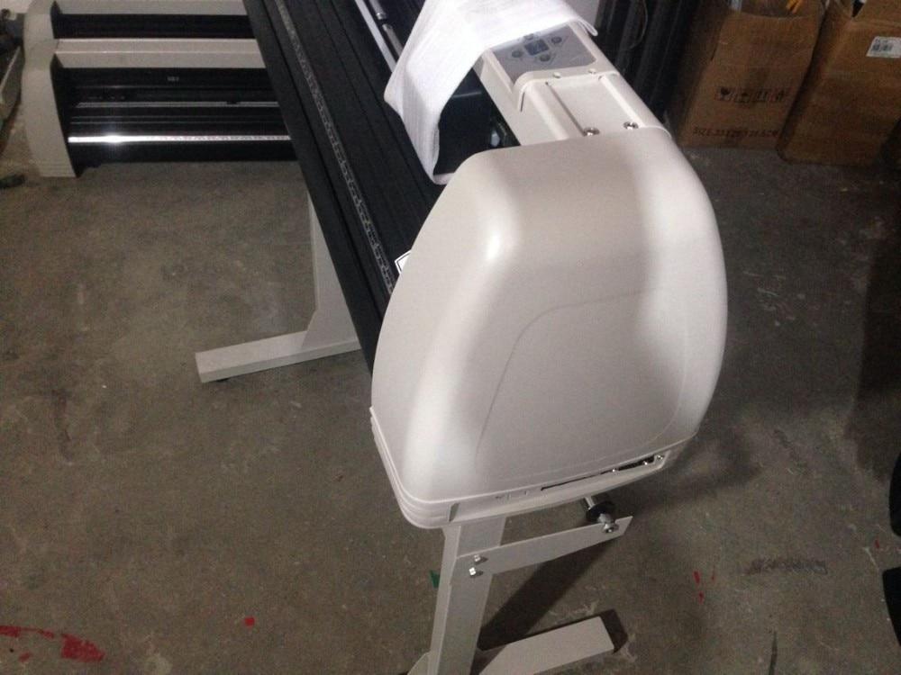 2016 neue Vinyl schneideplotter freies verschiffen Mazedonien vinyl drucker plotter cutter plotter made in China