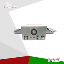 "PF-EP-12 Stainless Steel Electric conveyor pizza oven 12"" pizza machine use for commercial pizza"