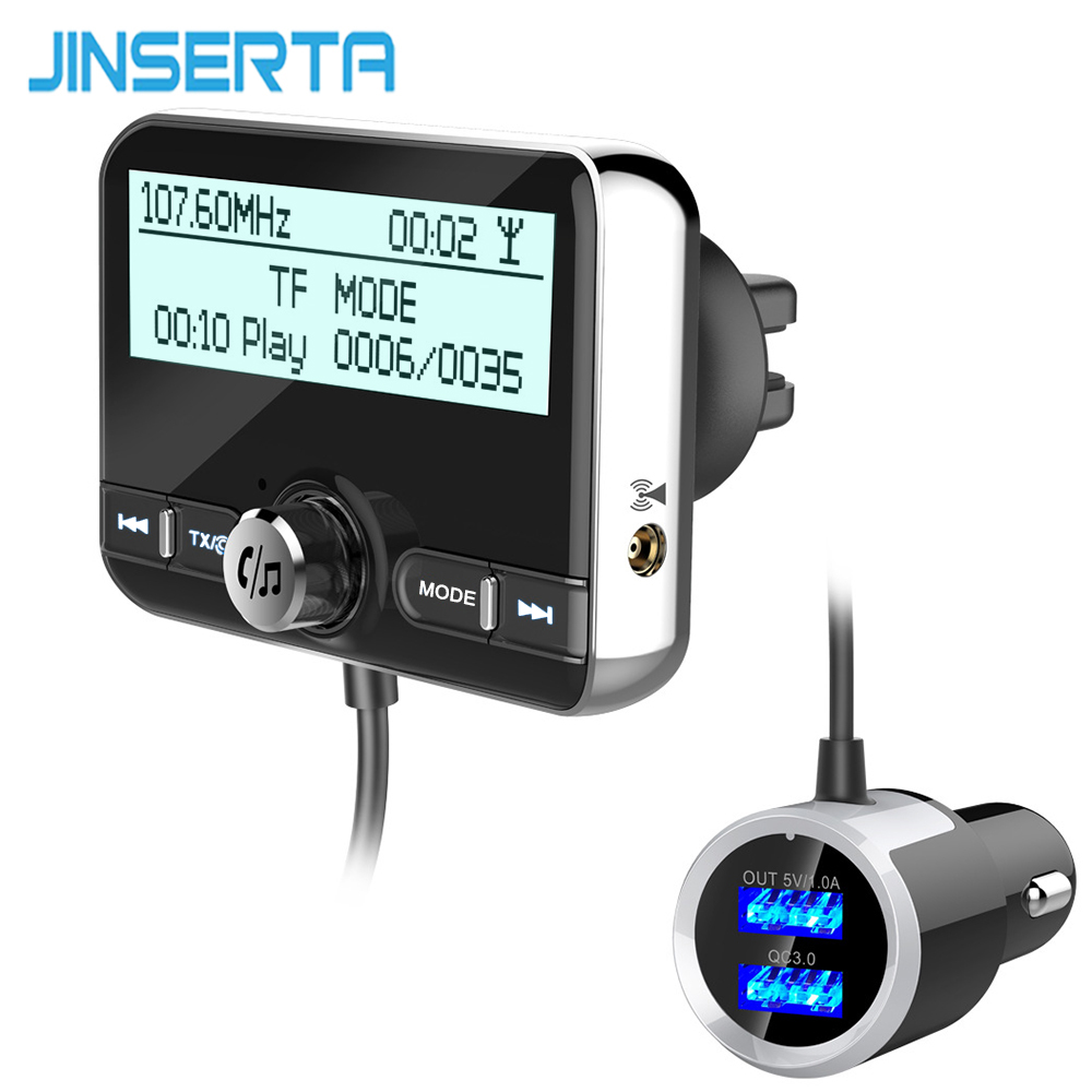 jinserta wireless in car dab receiver mp3 music player. Black Bedroom Furniture Sets. Home Design Ideas