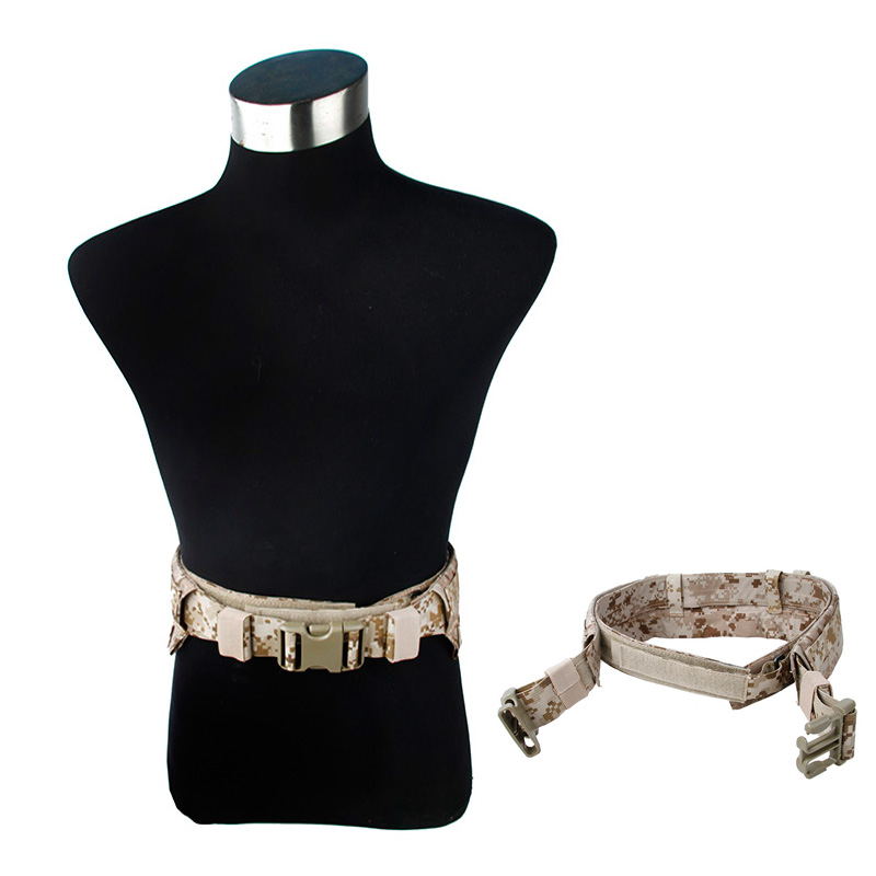 2019 AOR1 MRB Belt /Tactical Cummerbunds/500D Nylon Size M L Military Tactical Belt