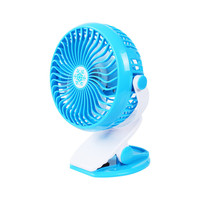 2018 Portable Mini Table Fan USB Power Clip On Desk Cooling For Baby Stroller Wonderful Party