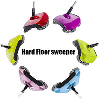 Sweeping Machine Push Magic Broom Without Electricity Robotic Vacuum Home Hard Floor Sweeper Cleaner Tool