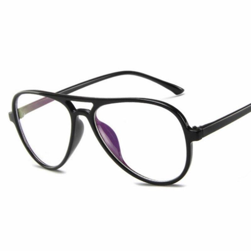 04d66f420b Clásico ojo gafas de los hombres y las mujeres 2019 espectáculo gafas  óptica gafas de Marcos espejuelos de mujer hombres