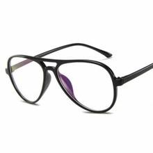 Classic Eye glasses Frame Women Men 2019 Spectacle fake Glasses Optical Clear Glasses Frames espejuelos de los mujer hombres alcázar sánchez nuevos hombres classic reprint
