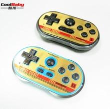 DHL 20 lote/40 pcs duplos jogador Mini Construir Em 260 Jogos Clássicos de 8 Bits Do Console de Jogos de Vídeo Portáteis Jogadores do jogo Saída de TV