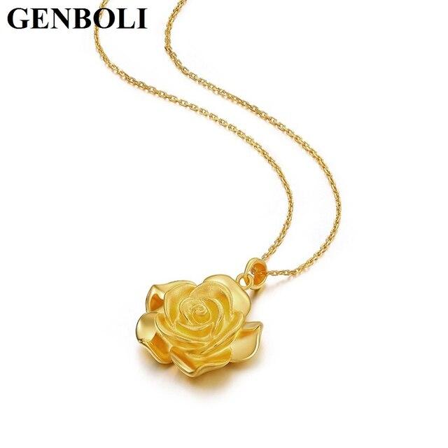 pendentif d'or