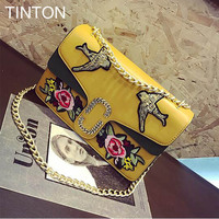 2018 New Women Messenger Bags Flap Bag Lady Pu Leather Shoulder Bags Small Female Handbags Bags