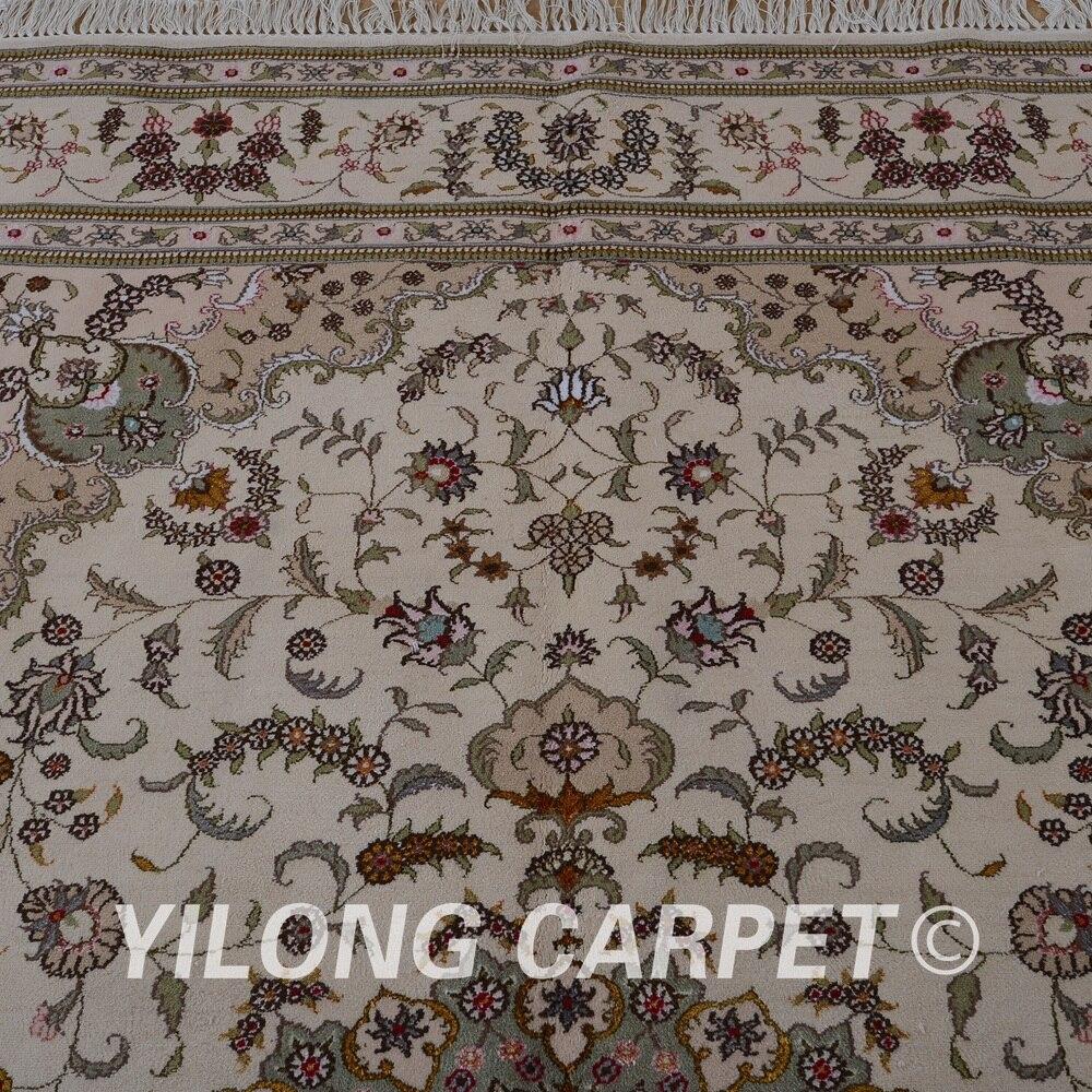 Yilong 6\'x9 \'Orientale cina tappeto di seta di lana prezzo exquisite ...