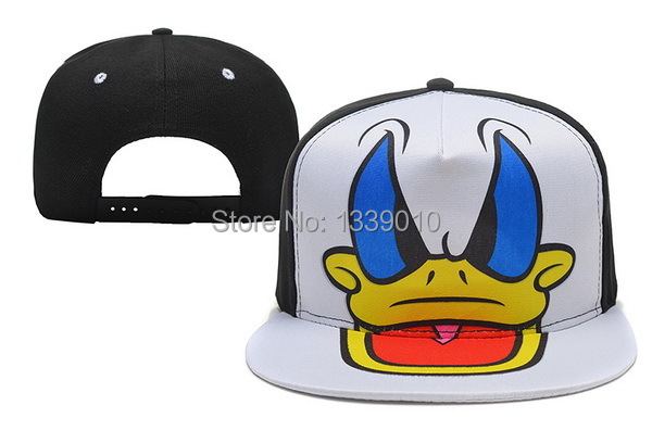 4bafd991585 NEW Donald Duck Snapbacks Cartoon Snapback Hat Cool Boys Girls Snap Back Cap  Christmas Snap Backs Hat Hip Hop Cap Sports Cap
