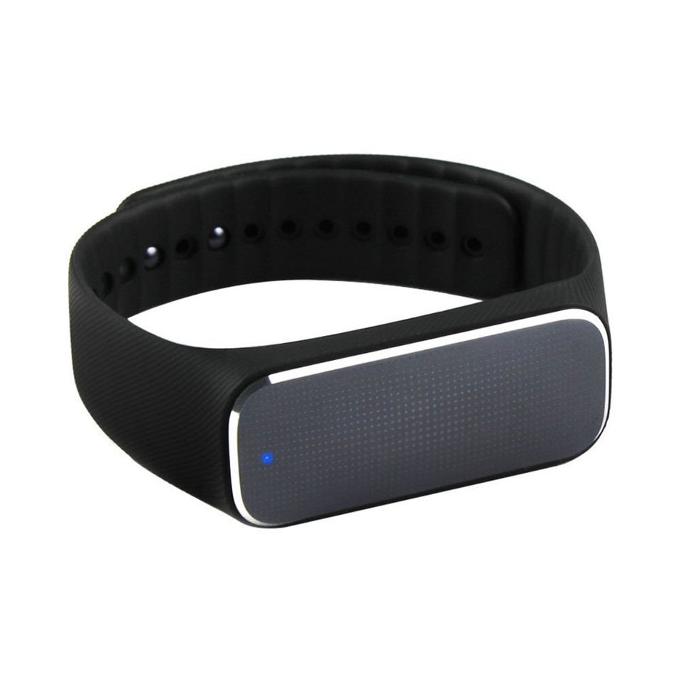 Newest 37 Degree L18 Bluetooth 4 0 Smart Bracelet Watch Blood Pressure Heart Rate Fatigue State Tracker For Android Ios Phones In Wristbands From