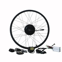 EUNORAU Electric Bike Conversion Kit 48V750W Bafang FAT REAR hub motor E Bike Conversion Kit drop out size 175mm