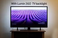 문자열 백라이트 밝은 조명기구 스트립 TV LCD RGB 제어 백라이트 밤 빛 키트