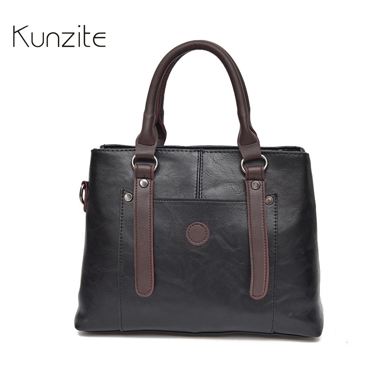 Pu Leather Bags Handbags Women Famous Brands Big Women Crossbody Bag Trunk Tote Designer Shoulder Bag Ladies large Bolsos Mujer 2017 soft leather bag large women leather handbags famous brand gray women tote bags big ladies black shoulder bag bolsos mujer