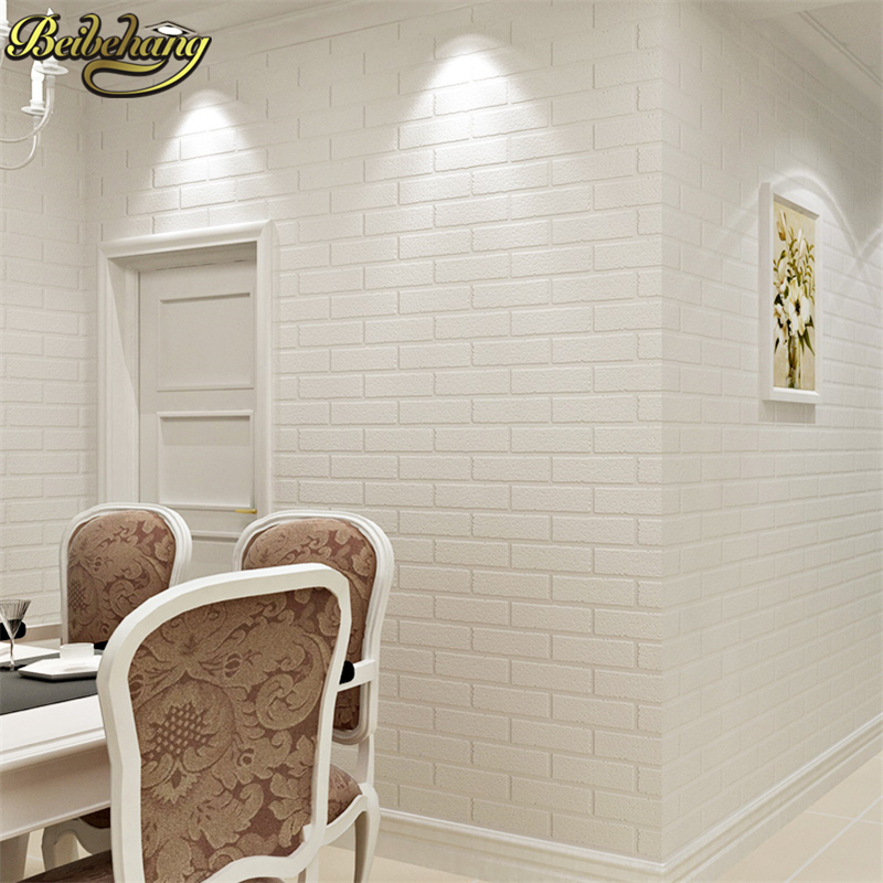beibehang wallpaper roll vinyl Wall covering store wall vinyl wall paper for living room wallcovering papel de parede 3d mural купить