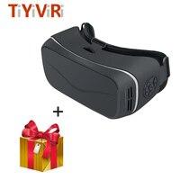 VR Очки виртуальной реальности коробка 2 к умные VR очки все в одном Очки виртуальной реальности реальность Android 6,0 VR гарнитура HDMI 3D Bluetooth