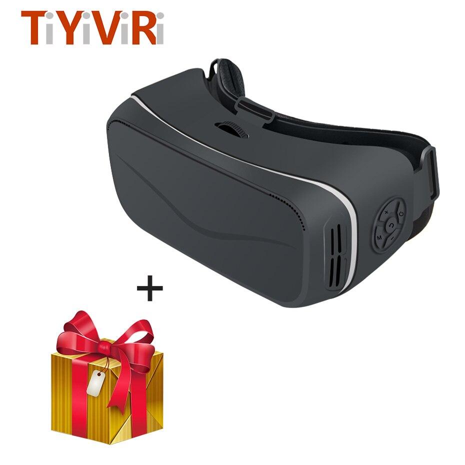 VR Lunettes de Réalité Virtuelle Boîte 2 K Smart VR Lunettes Tout En Un Virtuel Lunettes Réalité Android 6.0 casque de réalité virtuelle HDMI 3D Bluetooth