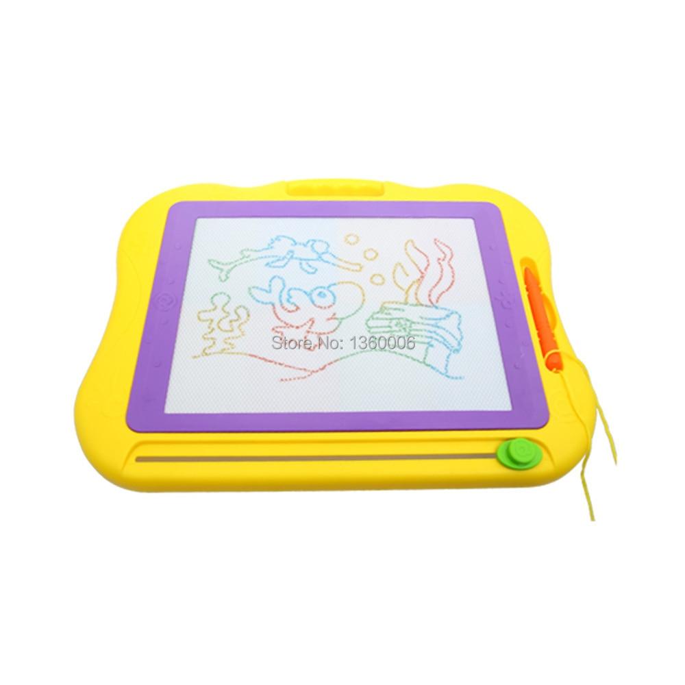 holy stone plastic magnetic drawing board set sketch sketcher pad doodle writing toy for kids. Black Bedroom Furniture Sets. Home Design Ideas