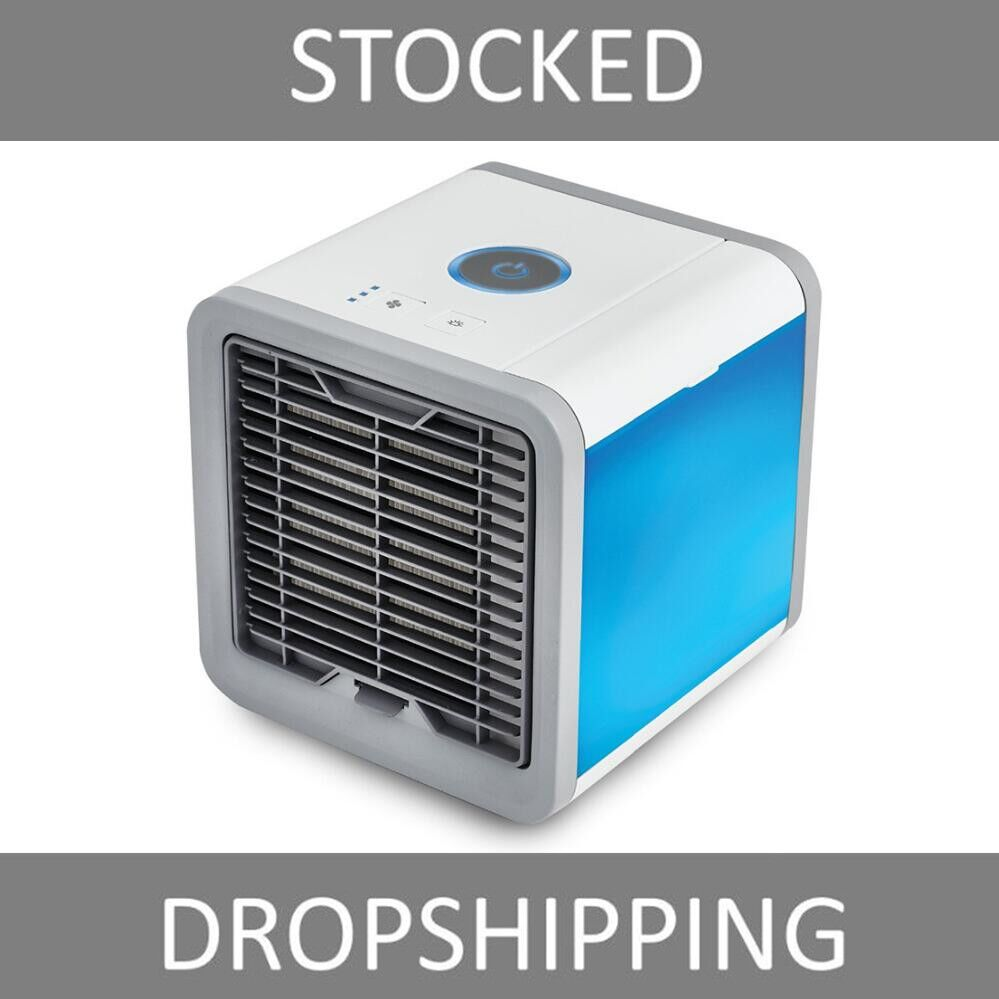 Arctic Air Cooler Small Air Conditioning Appliances Mini Fans Air Cooling Fan Summer Portable Mini Air Conditioner