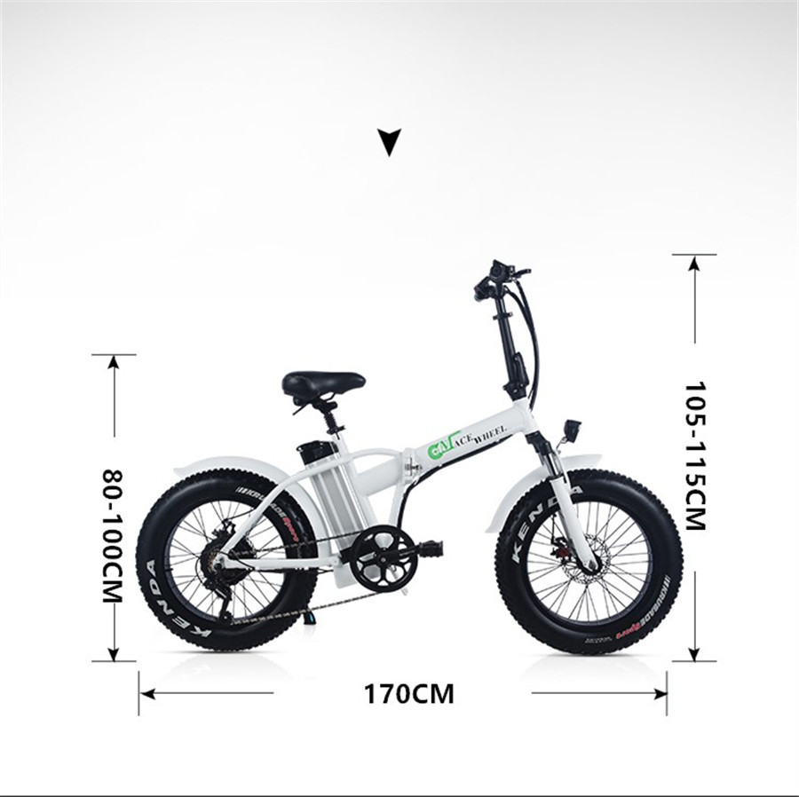 Склад в Европе 2 колеса Fat Tire 500 Вт Электрический велосипед 55 км/ч электрический велосипедный цикл 48 В 15ah съемный аккумулятор подарок багажная стойка
