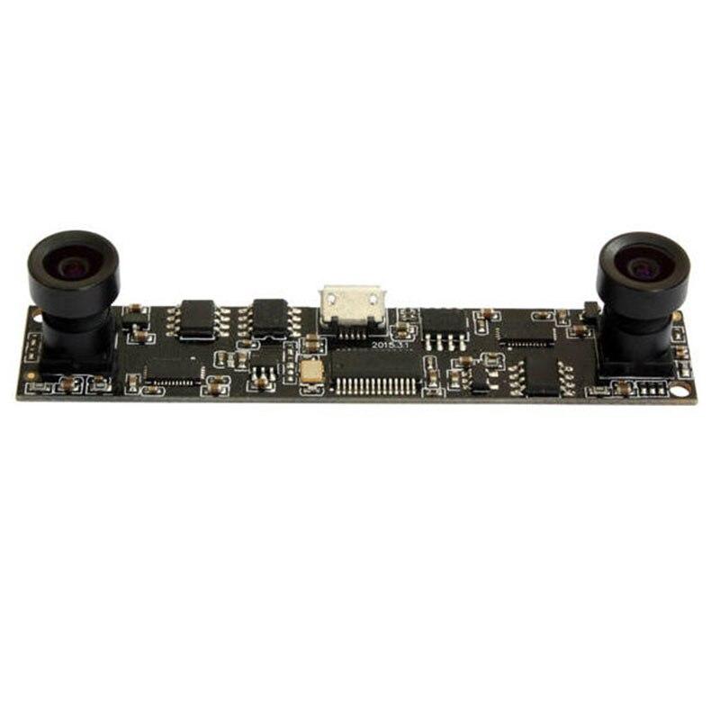 ELP HD 720จุดเลนส์คู่usb PCBคณะกรรมการกล้องวงจรปิดวิดีโอกล้องเฝ้าระวังโมดูลMJPEG 30fps 1280*720 CMOS OV9712 usbอุตสาหกรรมกล้อง-ใน กล้องวงจรปิด จาก การรักษาความปลอดภัยและการป้องกัน บน AliExpress - 11.11_สิบเอ็ด สิบเอ็ดวันคนโสด 1