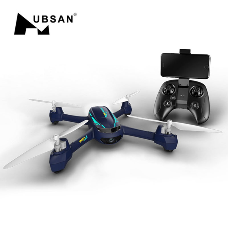 Hubsan RC Drone Helicopter Altitude-Hold-Waypoints Wifi Camera Remote-Control H216A Headless