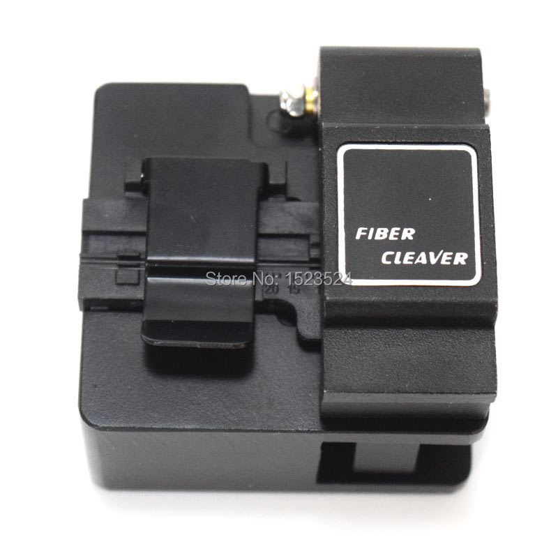 TL 37 Fiber Cleaver Optical Fiber Cutting Knife Fiber Optic Cleaver High Precision Cleaver Fiber Cutter