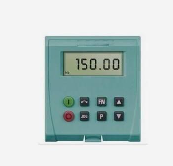 Inverter G120 and G110 series operation panel display panel display debugging panel