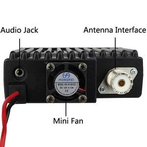 Image 3 - ثلاثي الفرقة راديو المحمول 136 174/240 260/400 480MHz جهاز إرسال واستقبال محمول صغير QYT KT 8900R