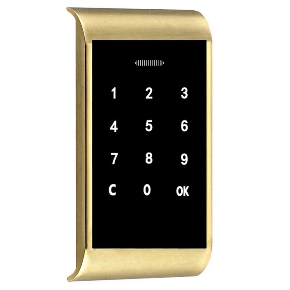 Touch Keypad Anti Theft Password Lock Security Sensitivity Drawers Home Backlight Cabinet Durable Digital Smart Code Electronic
