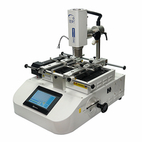 SP360C 3 zones hot air infraed BGA engineer rework soldering station for mobile laptop game pcb repair