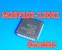 5pcs/ lot M28F102-120K1 M28F102 PLCC44 5pcs lot nct6776f