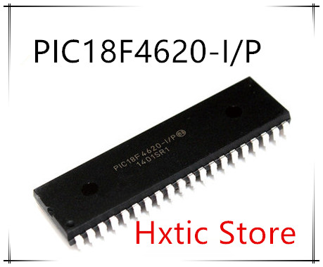 NEW 10PCS LOT PIC18F4620 I P PIC18F4620 18F4620 DIP 40 IC