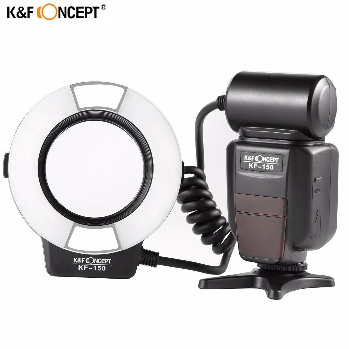 Nieuwste K & F CONCEPT KF-150 Flash Speedlite Master Slave TTL - Camera en foto - Foto 3