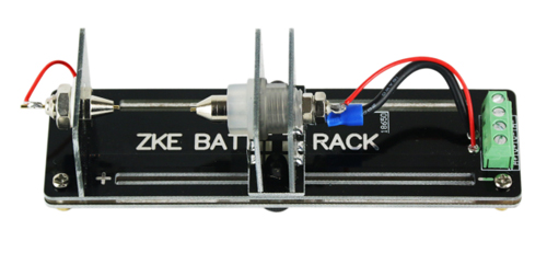 18650, 26650, 21700, держатель батареи AAA, стойка испытания 4-провода, держатель батареи 10A