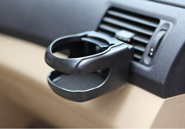 Drinks Holders Car Accessories Interior Cup Holder Stand For Automobile Air  Outlet