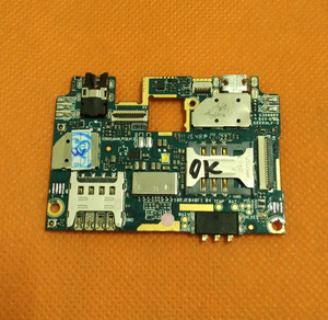 """Image 1 - Original mainboard 1G RAM+8G ROM Motherboard for Doogee X6 MTK6580 Quad Core 5.5"""" HD 1280x720 Free shipping"""