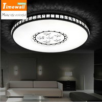 Km Ultra Thin Surface Mounted Modern Led Ceiling Light For Living Room Kids Bedroom Kitchen Home
