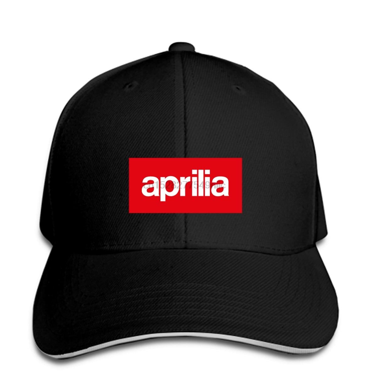 Men Baseball Cap Aprilia logo Snapback Cap Women Hat Peaked
