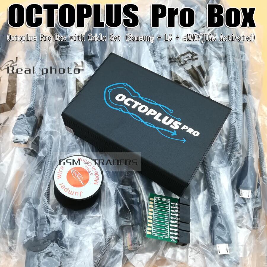 Новый 100% Оригинальный Медуза Pro Box Медуза коробка + Octoplus