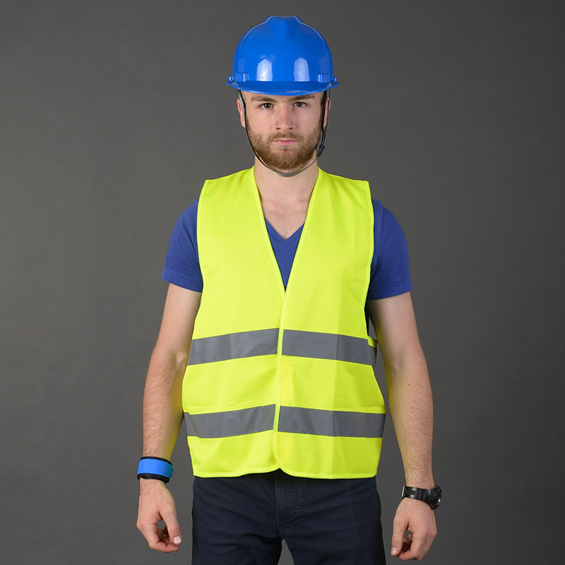 Reflective safety vest High Visibility Reflective Vest Working Clothes Motorcycle Cycling Sports Outdoor Reflective Safety vest high visibility safety clothes