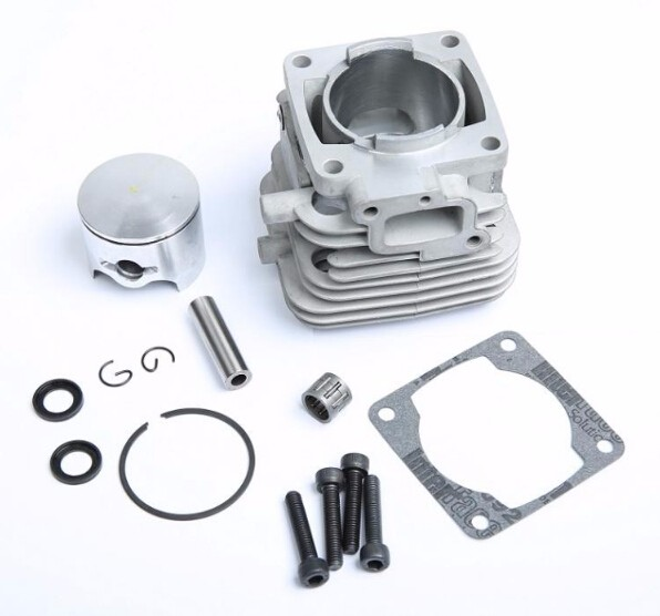 4 Bolt 32cc Engine Cylinder Kit 38MM Piston Kit For 32cc Rovan CY Zenoah Engine For 1/5 Hpi Rovan Km Baja Losi Rc Car Parts