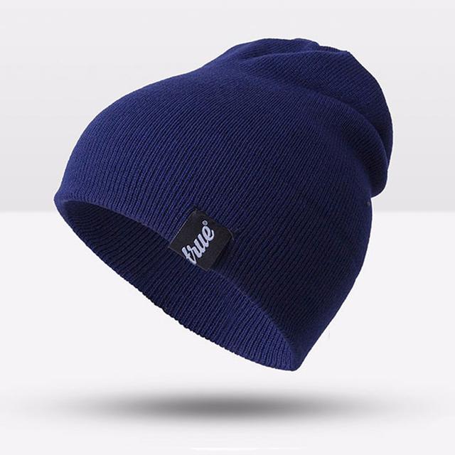 Warm Winter Sock Cap