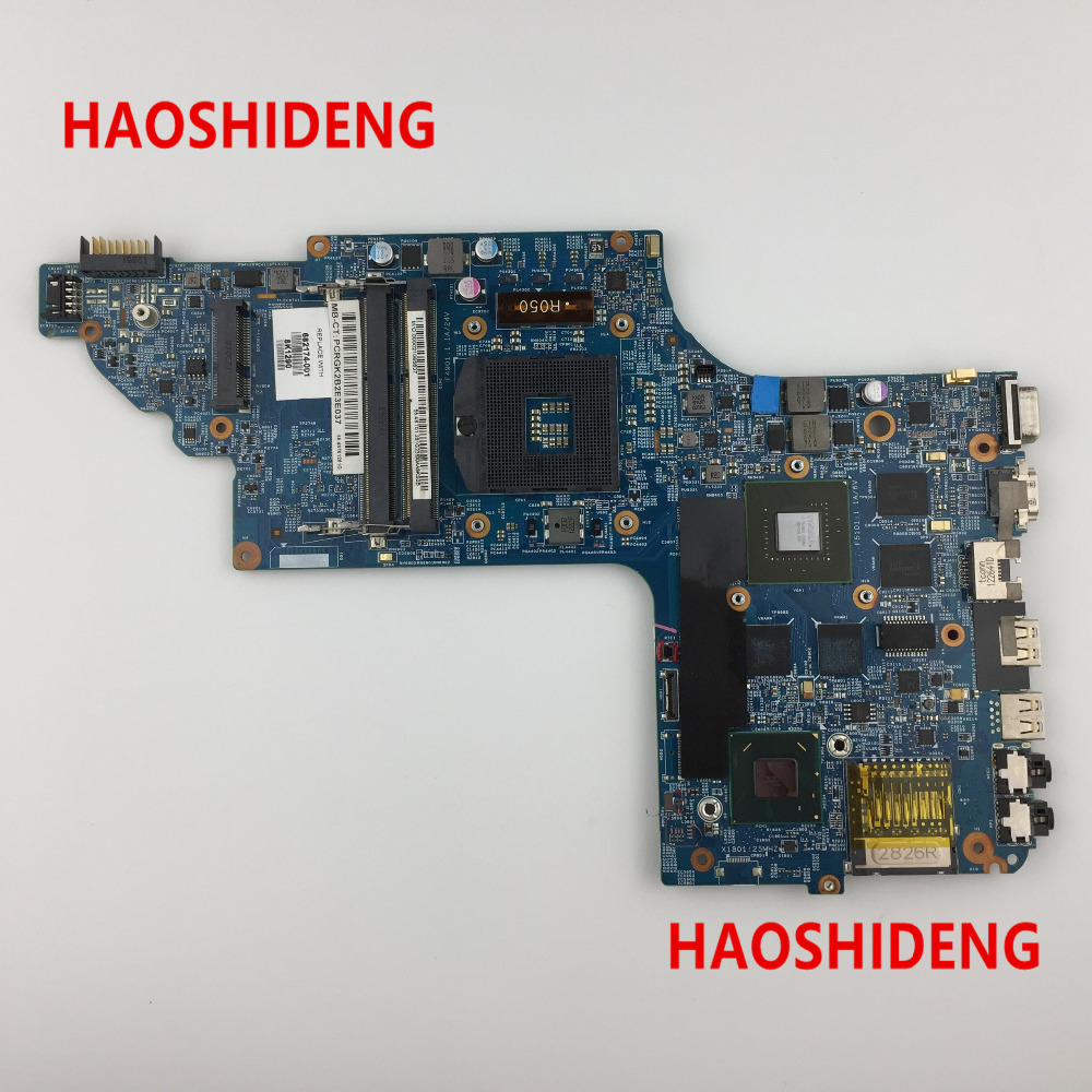 все цены на Free Shipping 682174-501 for HP Pavilion DV6  DV6T DV6-7000 series motherboard with GT650M/2G.All functions 100% fully Tested ! онлайн